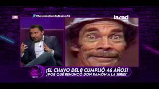 """El día en que Don Ramón renunció a """"El Chavo del 8"""""""