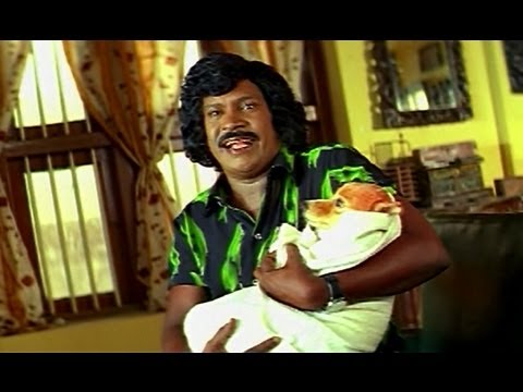 Vadivelu's Tiff With A Dog - Nagaram video