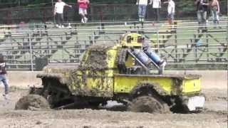 Mud Bogging -- 2012 Mud Bog Boogie