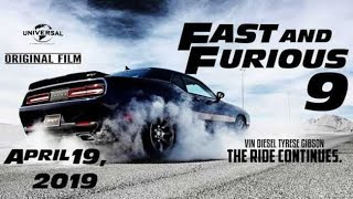 Fast and Furious 9 Official Official Trailer Movie(HD)
