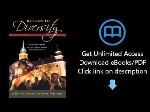 Download Return to Diversity: A Political History of East Central Europe Since World War II PDF