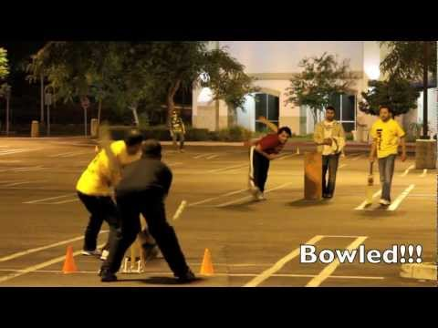Tape Ball Cricket - California