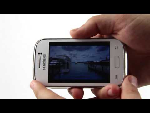 Видео Ревю Samsung Galaxy Young