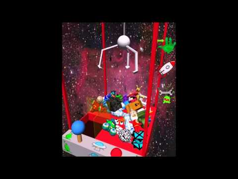 The Alien Claw Machine, Free game from GalaticDroids