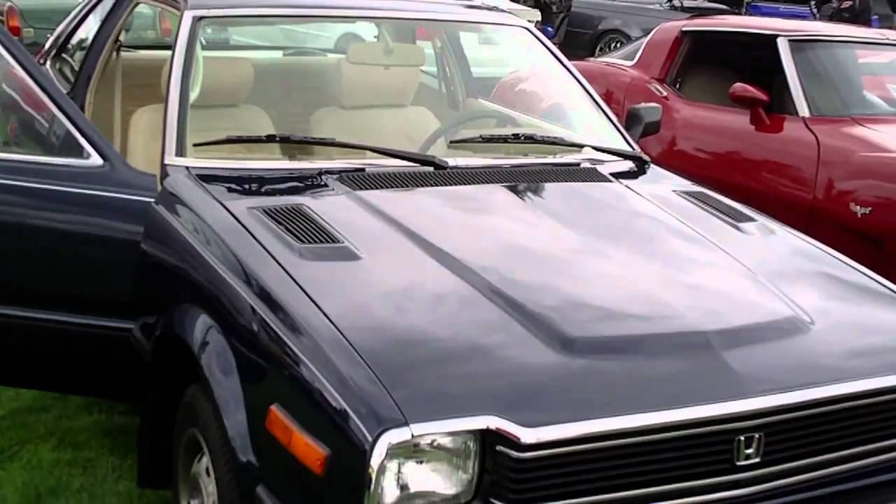 My Car North Bay >> 1982 Honda Prelude at car show in North Bay - YouTube
