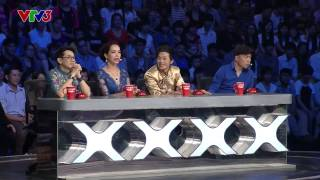 Vietnam's Got Talent 2014 tập 16-17