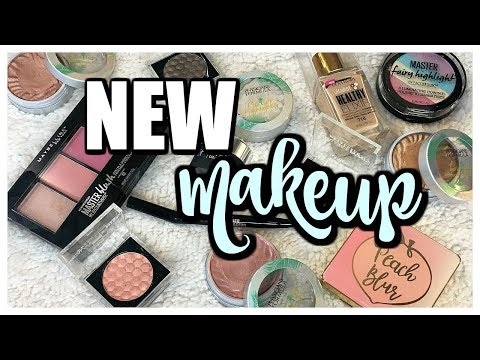NEW MAKEUP | Drugstore & High End Reviews