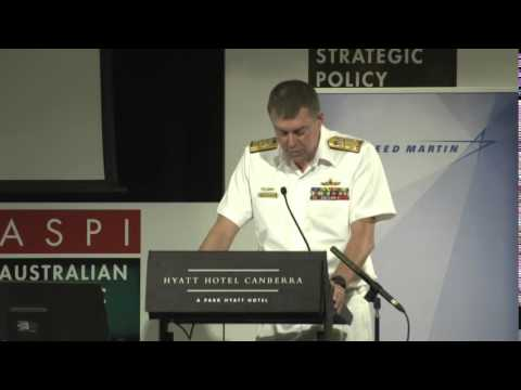 Submarines in Australia's maritime strategy - SUBCON14