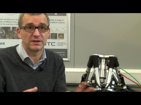 Development of Free Leg Hexapod (FreeHex)