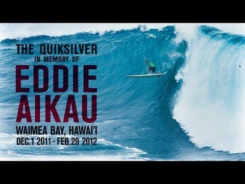2011/2012 Quiksilver In Memory of Eddie Aikau