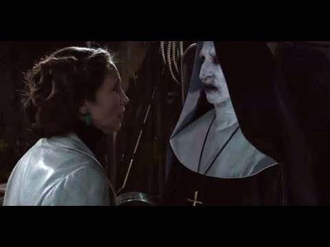 A Freira The Nun Filme De Terror 2018 Completo Dublado HD