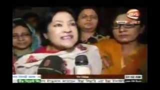 Breaking News - Ashrafi Papia, ex MP on Rizvi Ahmed's Arrest