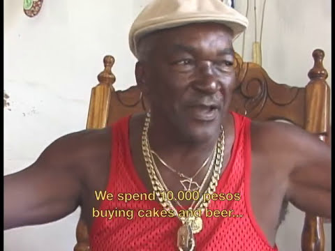 La Santeria en Matanzas, Cuba: An Interview with Alfredo Calvo