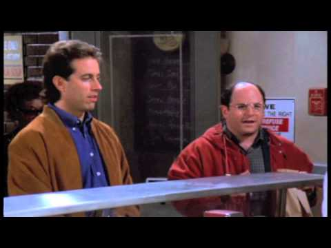 Seinfeld Customer Service Example
