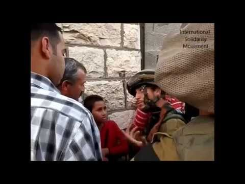 Teachers in Hebron prevent Israeli soldiers arrest of 10-year-old boy