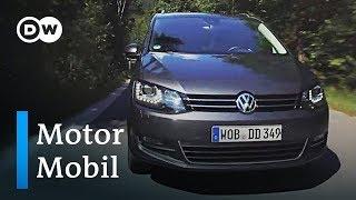 Alltagstauglich: VW Sharan   Motor mobil