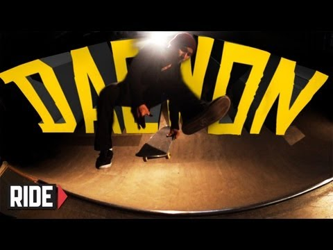 Skateboarding in Slow Motion: Daewon Song - Jer Air