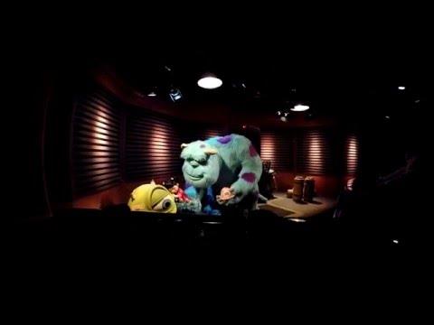 TDL モンスターズ・インク ライド&ゴーシーク! / Tokyo Disneyland Monsters, Inc. Ride & Go Seek!