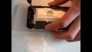 How to replace an iPhone 4G screen
