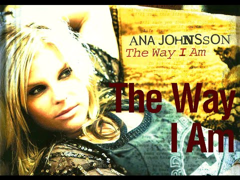 Ana Johnsson - All The Way