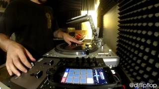 DJ FLIPFLOP - IDA USA SCRATCH BATTLE - FINAL ROUND
