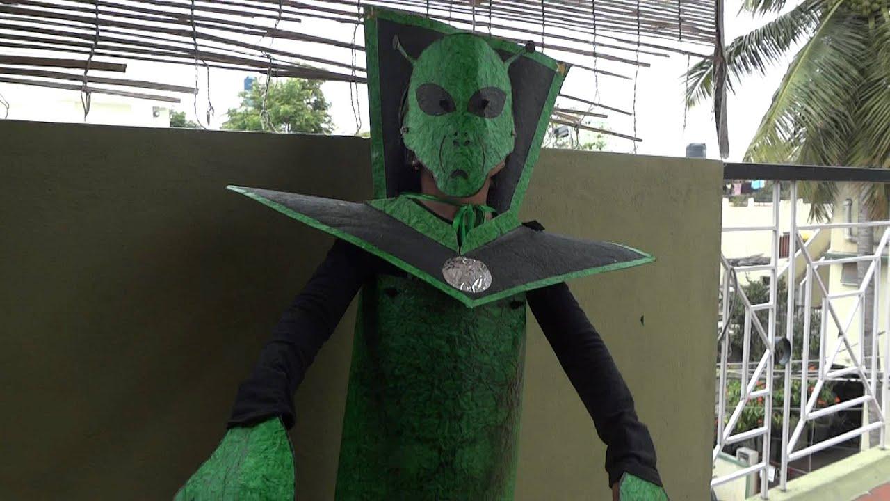 Alien Costume For Kids Ideas