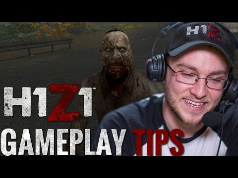 H1Z1 Survival Tips Gameplay Walkthrough With @JimmyWhis [Official Video]