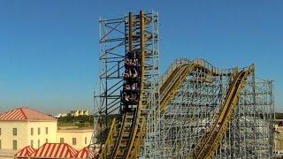 Switchback off-ride HD ZDT's Amusement Park