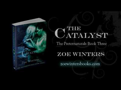 The Catalyst (Preternaturals, #3) Book Trailer