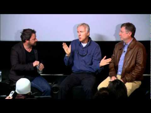 Entrevista com James Cameron (em inglês)