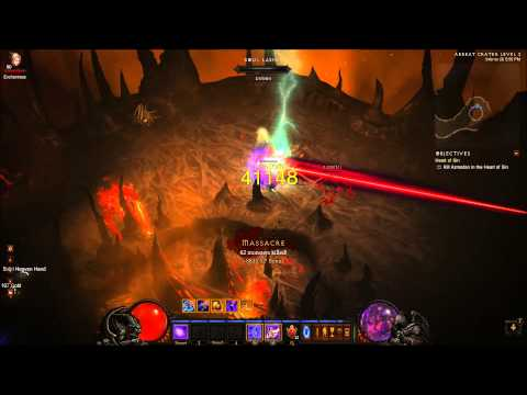 Playing Diablo 3 with PS3 controller Archon Wizard