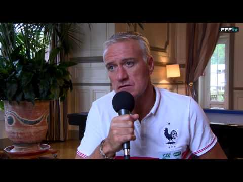 Face à face avec Didier Deschamps avant France - Portugal