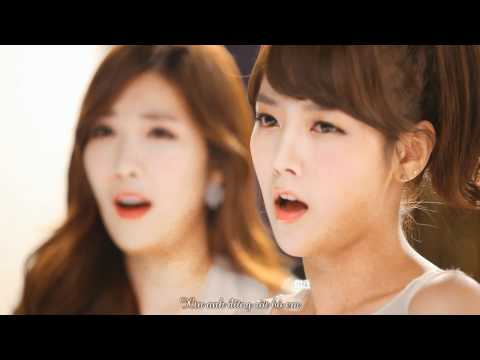 We Were In Love - T-ara & Davichi Vietsub + Kara video