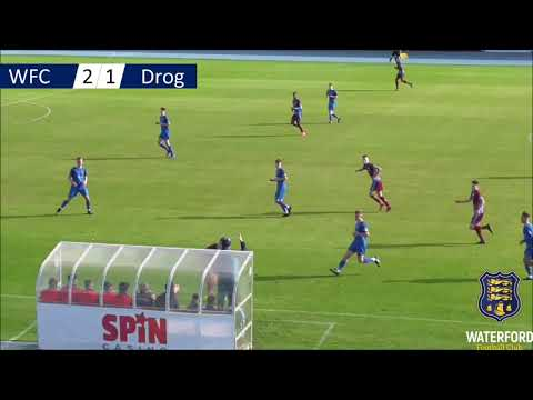 U19 SF: Waterford FC v Drogheda United