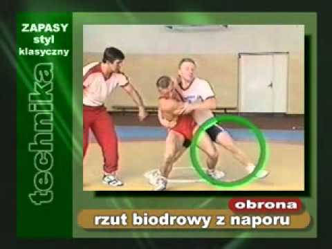 Greco-Roman wrestling training moves (3) Image 1