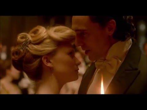 Вальс в исполнении Тома Хиддлстона из фильма Багровый пик