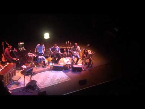 Band Of Horses- Monsters (Acoustic)@ Merriam Theater