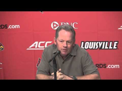 Bobby Petrino Summer Update 7-17-2014