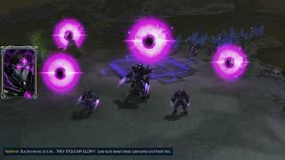 StarCraft 2: Time Splitters 01 - Prologue: The Talon (Part 2)
