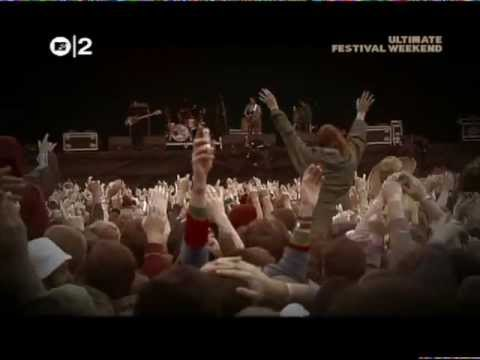 Arctic Monkeys Live Oxegen 2006