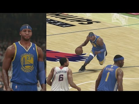 NBA 2K14 PS4 My Career Epic