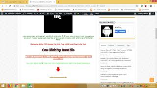 Micromax Q4204 FRP Bypass MT6739 Android 8 1 30MB Only File Without Box