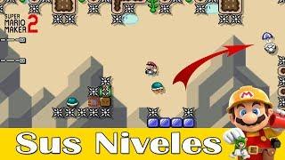 Pura calidad de creación / Super Mario Maker 2 / Niveles de Suscriptores #2