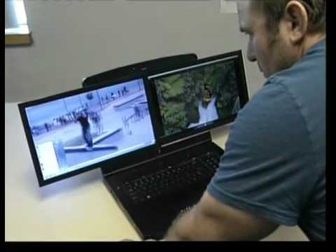 gScreen 17-inch dual screen laptop on ABC News. SpaceBook 17