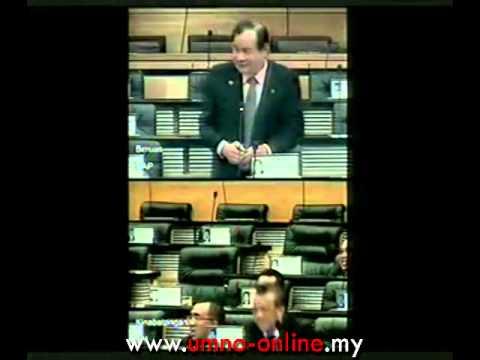 Bung Mokhtar Belasah ASTRO Dalam Parlimen