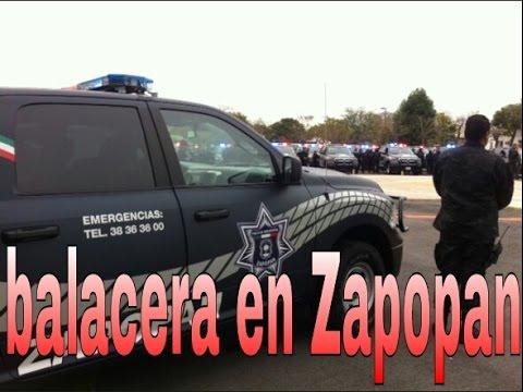 Fuerte PERSECUCIÓN en Zapopan, por agreción a balazos, hay un muerto y un herido