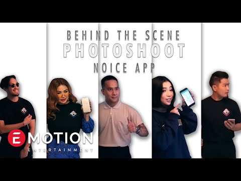 download lagu Behind The Scene Photoshoot NOICE Apps gratis