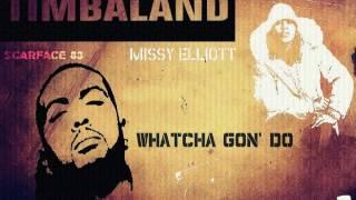 Watch Missy Elliott Whatcha Gon Do video