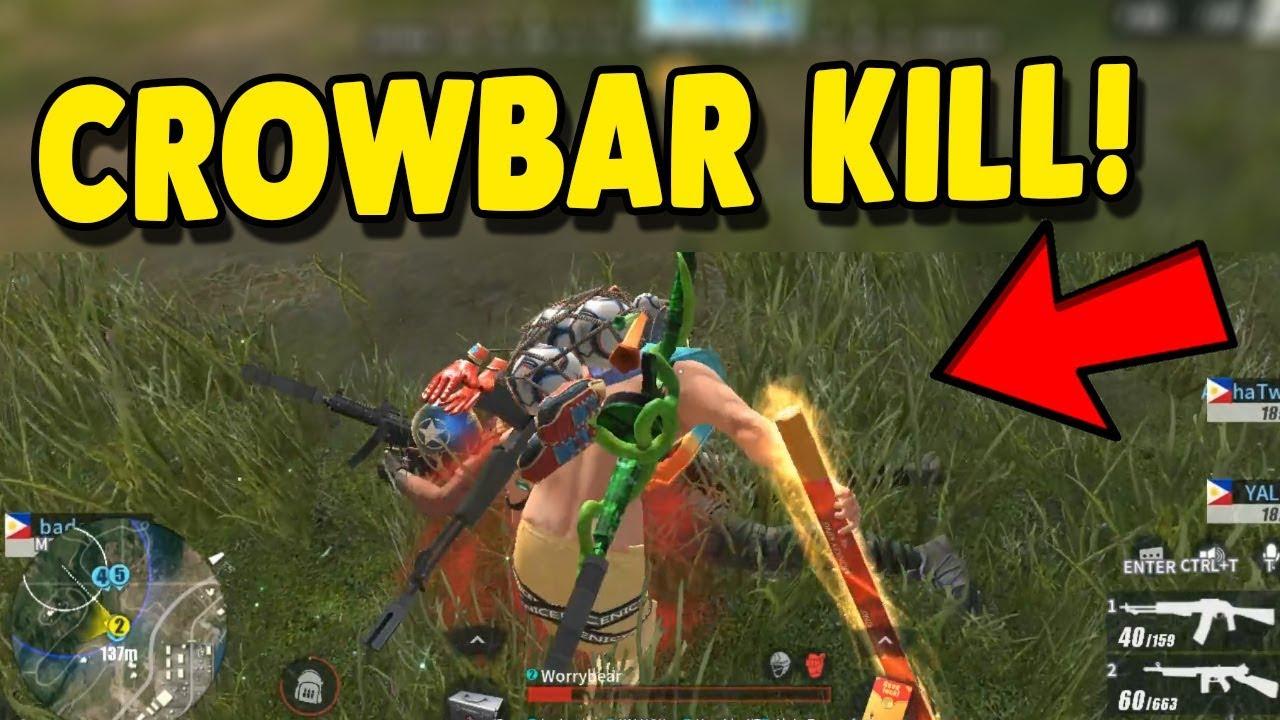 PINAG PAPALO NAMIN YUNG KALABAN!  [TAGALOG] (Rules of Survival: Battle Royale)