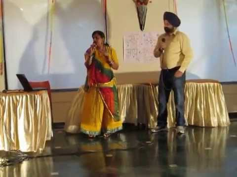 badal yun garajta hai by neena mathur and g.p. singh